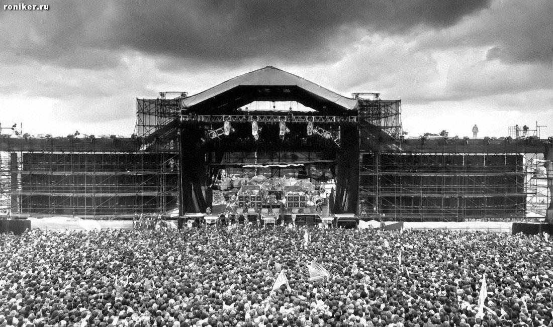 Звуковые гиганты: от «Стены Звука» Grateful Dead до испытаний «Ориона» - 11
