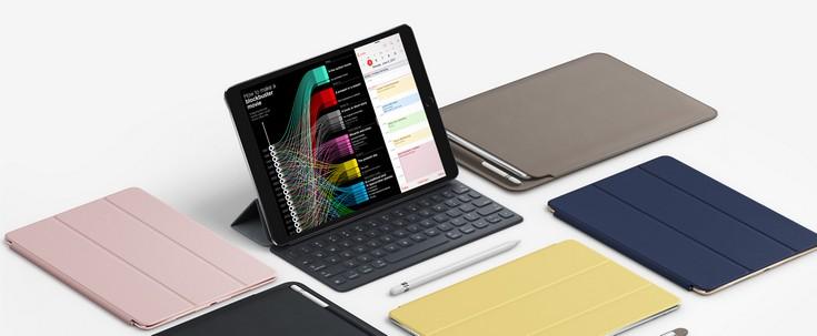 Новый Apple iPad Pro получил больший экран при тех же размерах