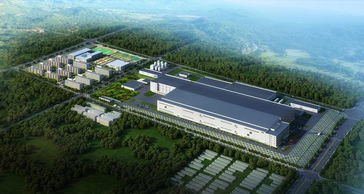 Компания LG Display тоже строит новую фабрику 10.5G