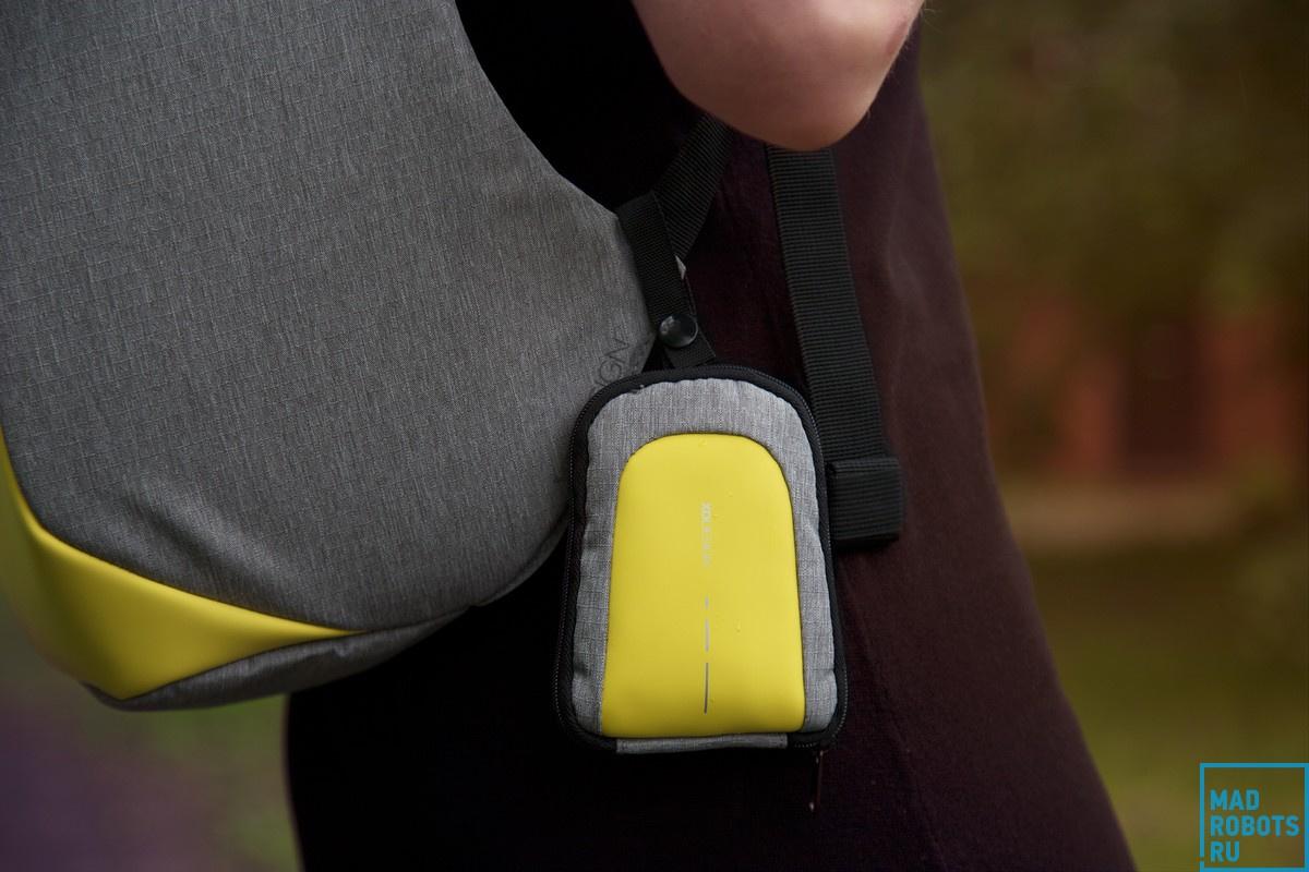 Bobby Compact — новое поколение «противоугонного» рюкзака - 15