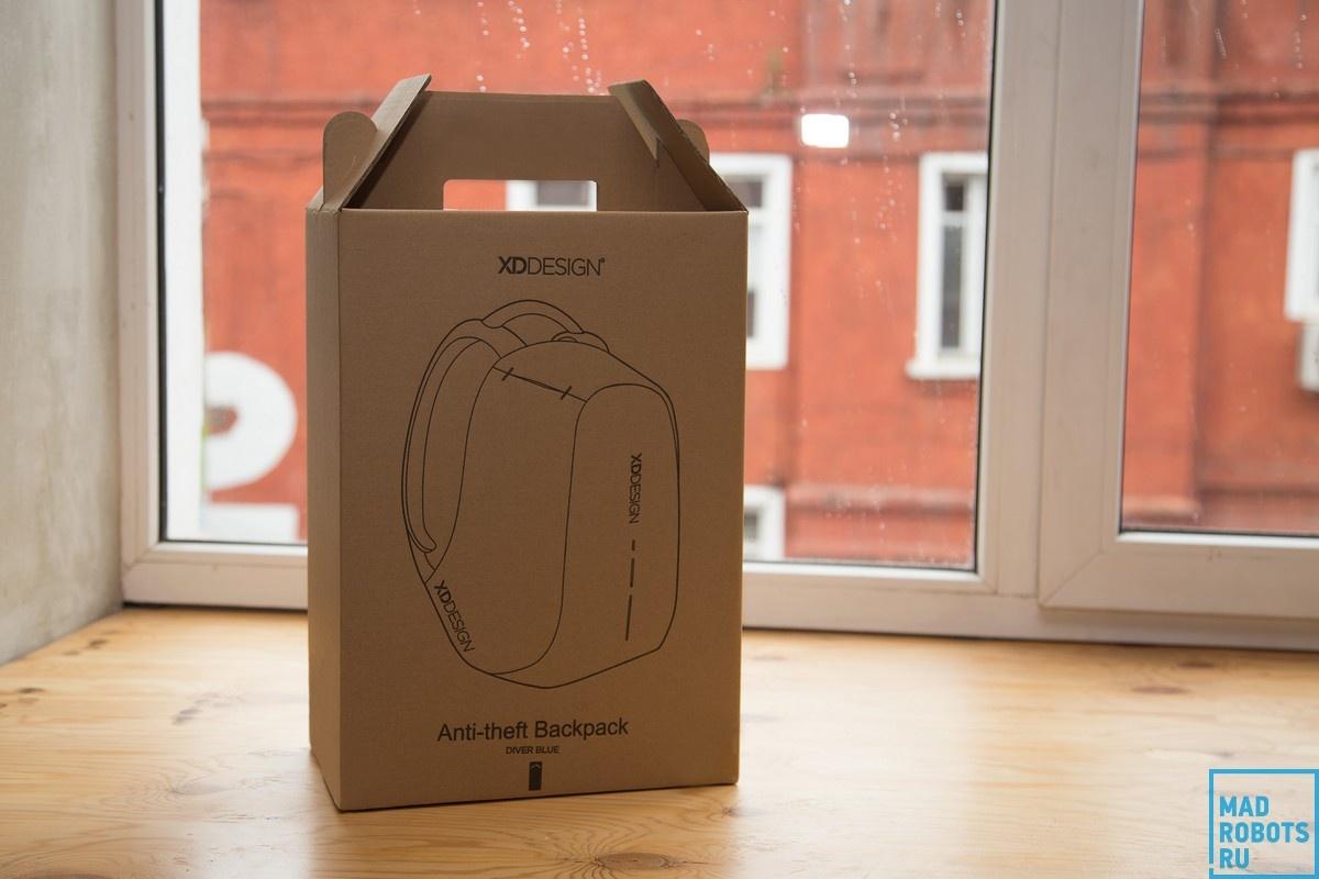 Bobby Compact — новое поколение «противоугонного» рюкзака - 2