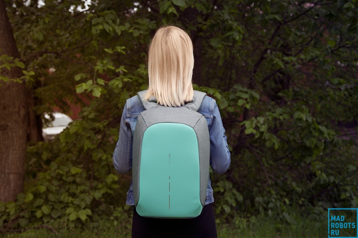 Bobby Compact — новое поколение «противоугонного» рюкзака - 5