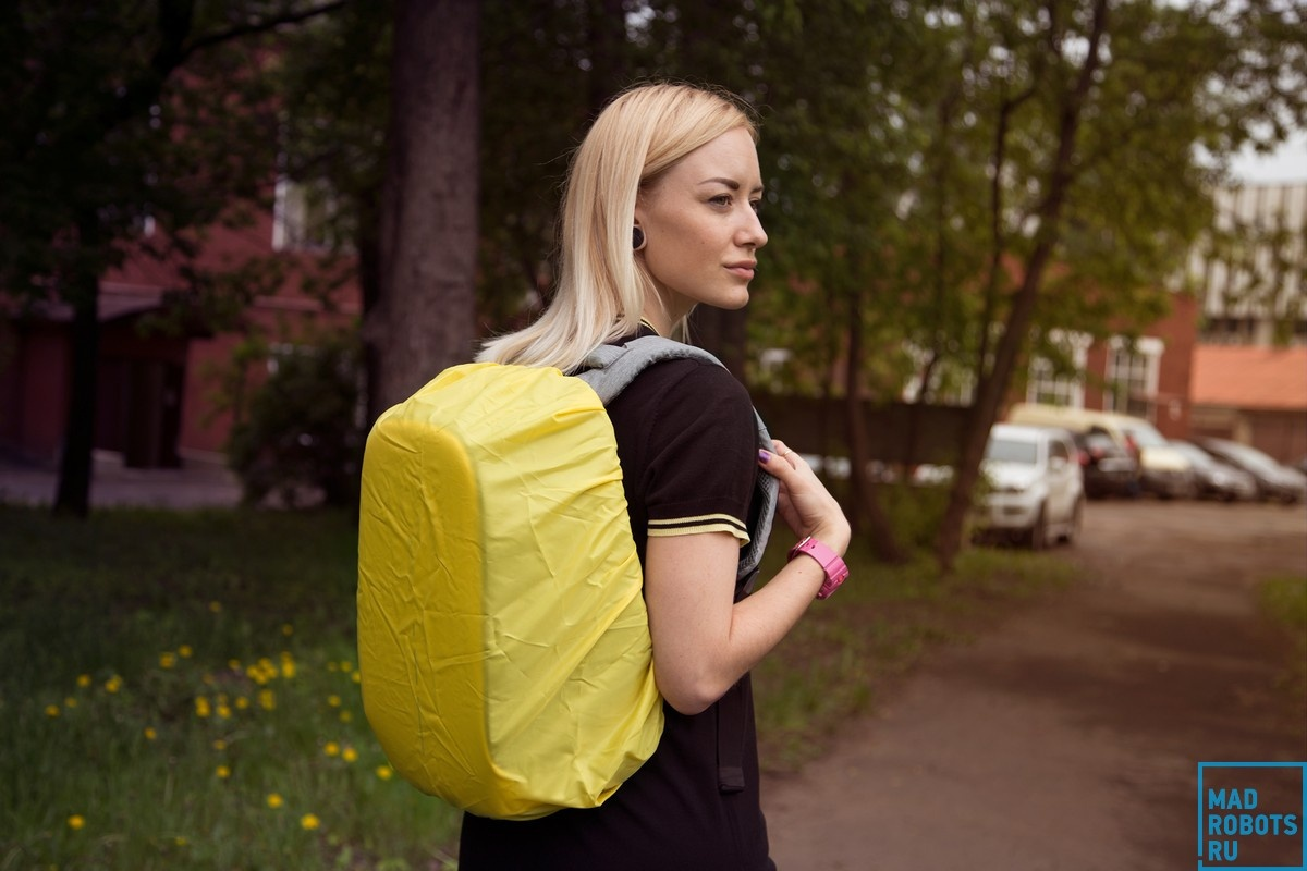 Bobby Compact — новое поколение «противоугонного» рюкзака - 7