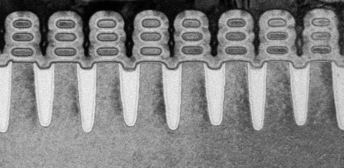 Компания IBM представила первый в мире 5-нанометровый чип - 2