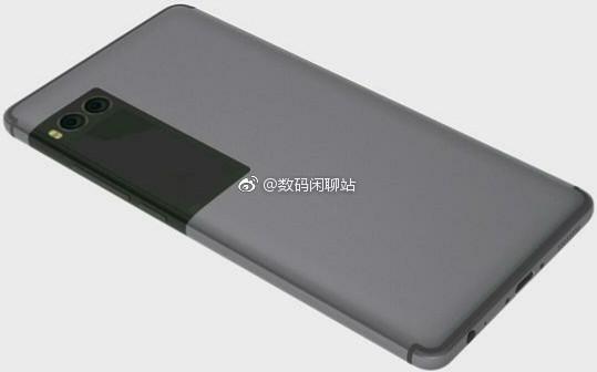 Опубликованы фотографии смартфона Meizu Pro 7, который может получить второй дисплей и сохранить разъем 3,5 мм