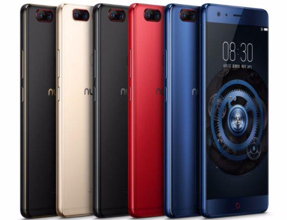 Миллион смартфонов Nubia Z17 были проданы за 51 секунду