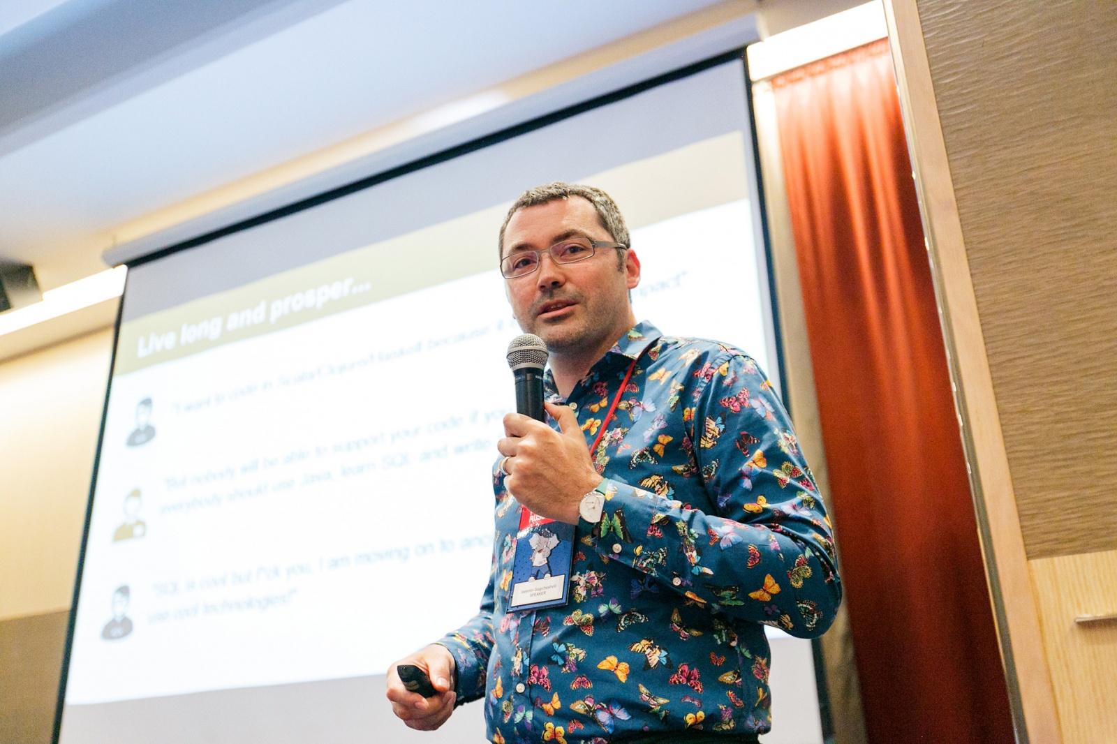 Зеленый свет разработчикам — oт стартапа к звездам. Валентин Гогичашвили - 2
