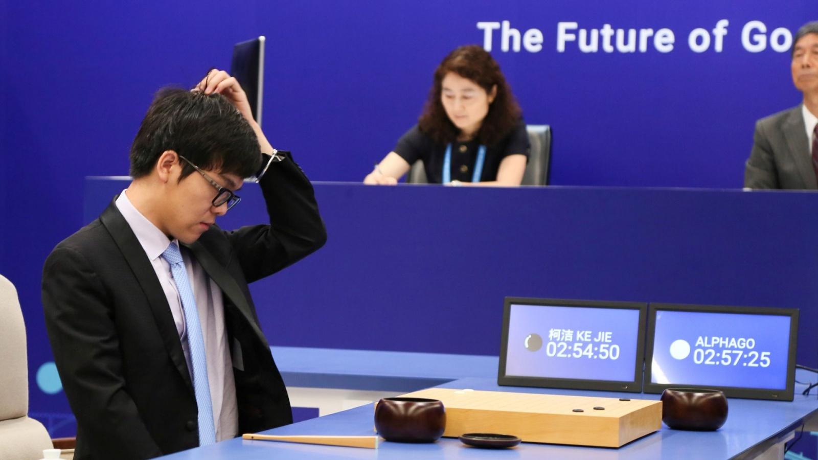 AlphaGo против Кэ Цзе: оценки профессиональных игроков в го - 6