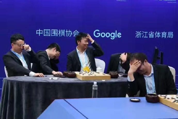 AlphaGo против Кэ Цзе: оценки профессиональных игроков в го - 1