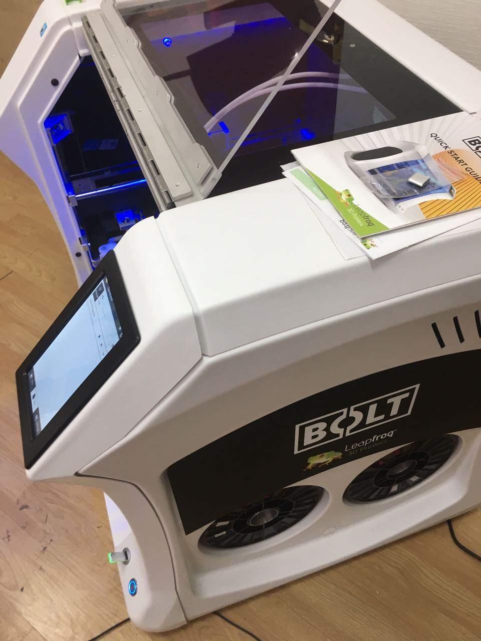Bolt. Leapfrog Bolt - 4
