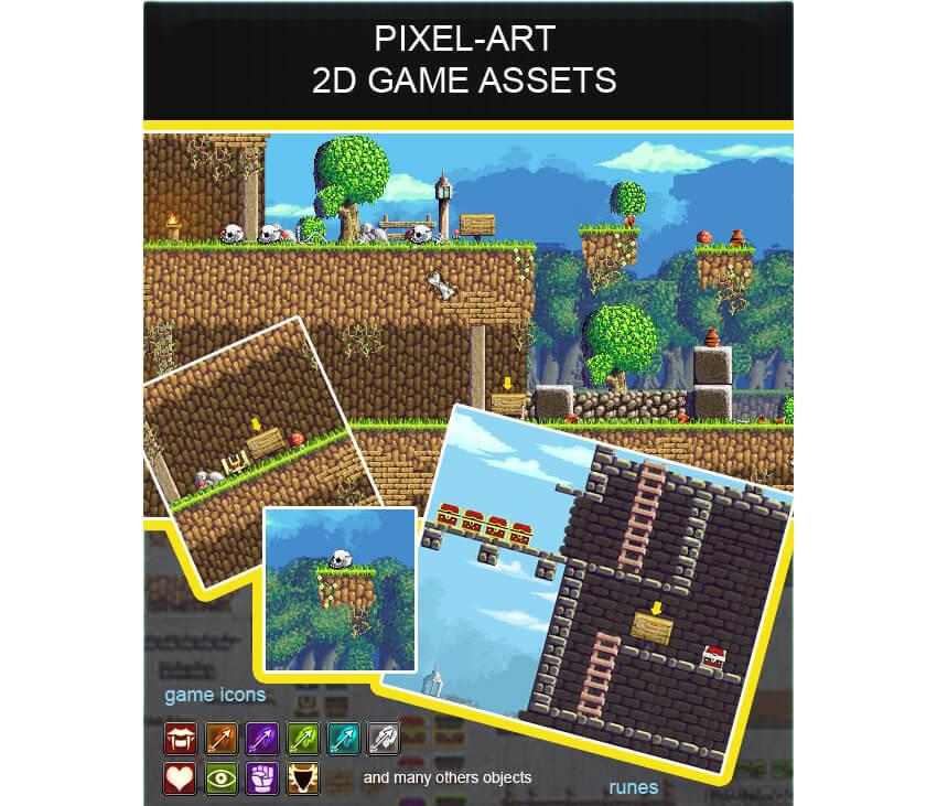 Must-Have 3: игровые интерфейсы и ассеты для дизайнера и художника - 14