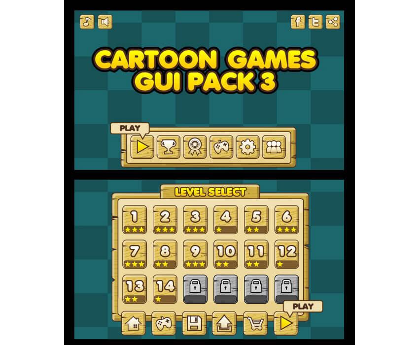 Must-Have 3: игровые интерфейсы и ассеты для дизайнера и художника - 3