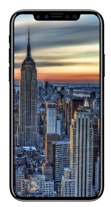 Samsung Display приступит к производству дисплеев OLED для iPhone 8 в июне, планируя выпускать не менее 10 млн панелей в месяц