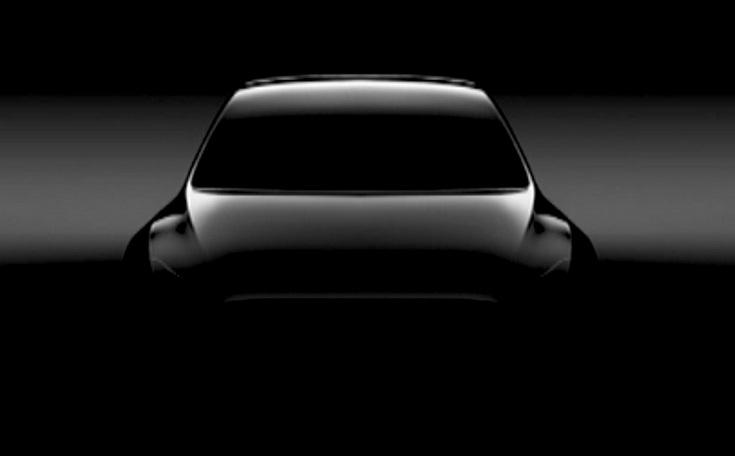 Tesla Model Y будет похож на старшего собрата