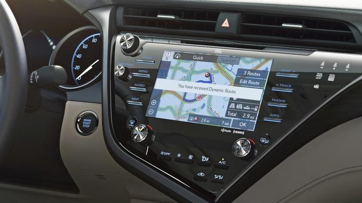 Будущие автомобили Toyota не будут поддерживать Android Auto и Apple CarPlay