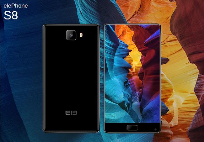 Смартфон Elephone S8 получит дисплей разрешением 2K и аккумулятор емкостью 4000 мА•ч
