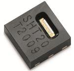 Еще один беспроводной датчик температуры и влажности. Z-Wave плата Z-Uno + Sensirion SHT20 - 2