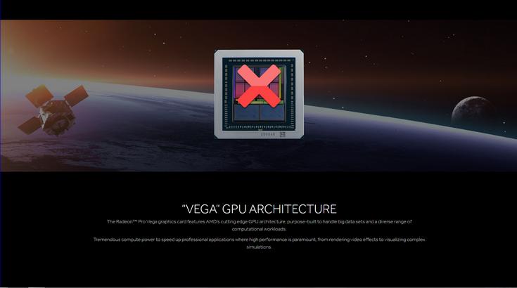 AMD не публиковала настоящего фото кристалла GPU Vega