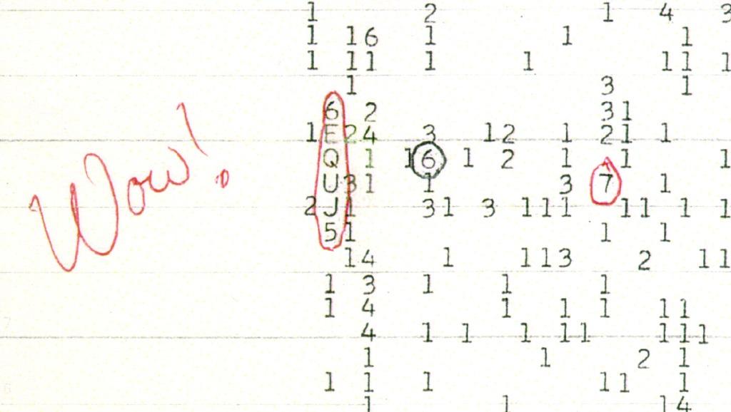 Источником сигнала WOW могут быть кометы, а не внеземной разум - 1