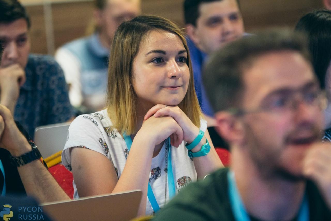 Предварительная программа PyConRu-2017: выступят докладчики из Disney, Facebook, Яндекса, JetBrains, Тинькофф Банка - 14