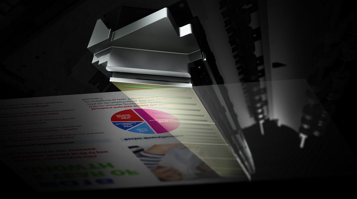 Принтер 80-го уровня. Epson WorkForce Enterprise - 5