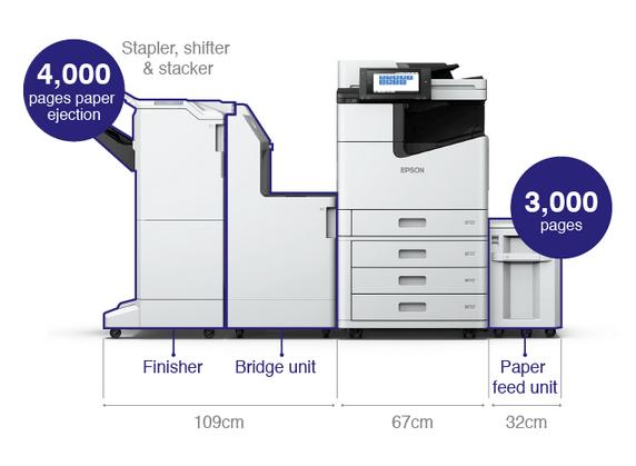 Принтер 80-го уровня. Epson WorkForce Enterprise - 6
