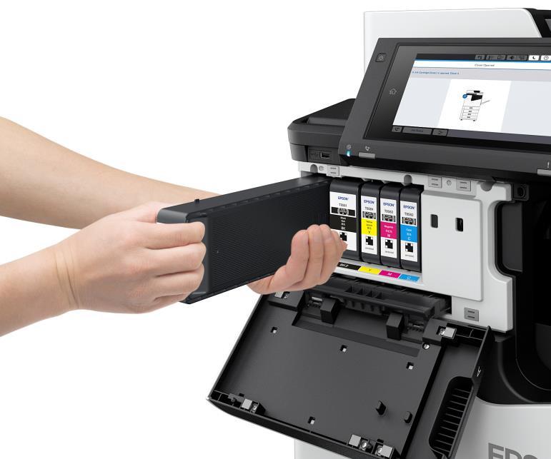 Принтер 80-го уровня. Epson WorkForce Enterprise - 8