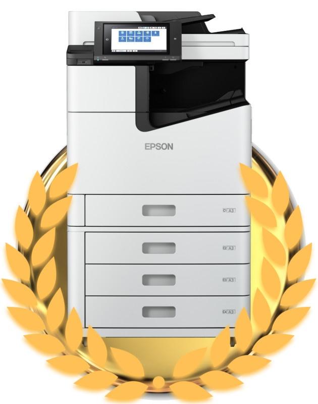 Принтер 80-го уровня. Epson WorkForce Enterprise - 1