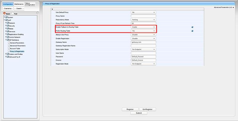 Вынос телефонных линий с помощью VoIP-шлюзов Audiocodes - 4