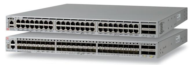 Ethernet-коммутаторы Brocade - 8
