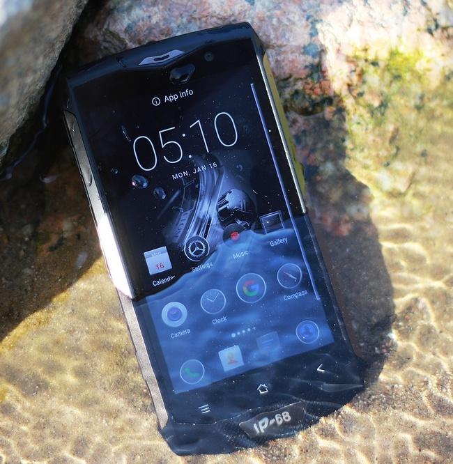 Смартфон Blackview BV8000 Pro получил защищенное исполнение, 6 ГБ ОЗУ и цену $250