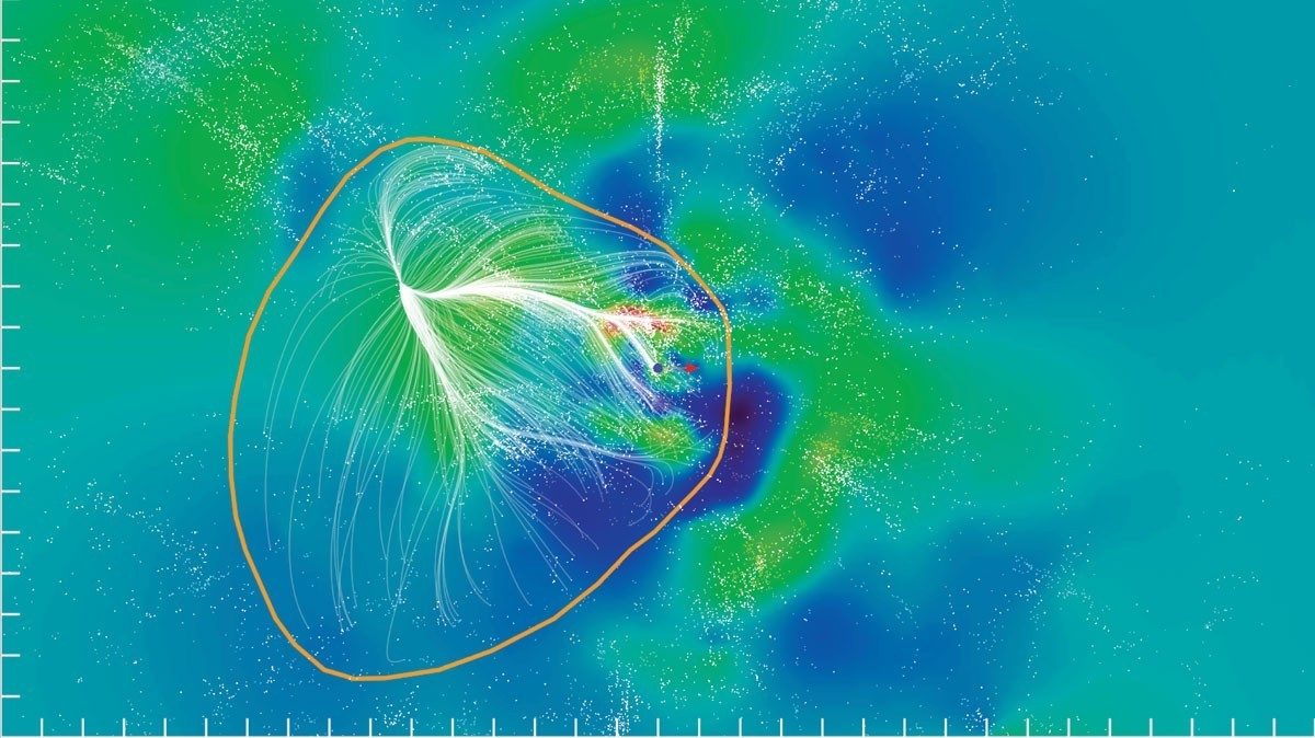 Спросите Итана: победит ли Великий аттрактор тёмную энергию? - 6