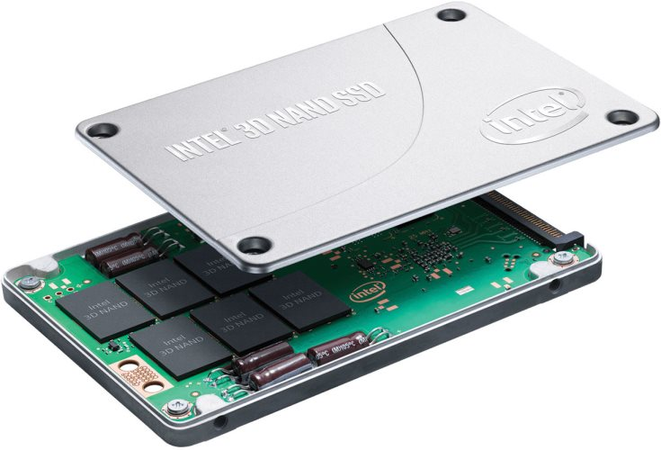 Накопители Intel DC P4501 предложены объемом 500 ГБ, 1 ТБ, 2 ТБ и 4 ТБ