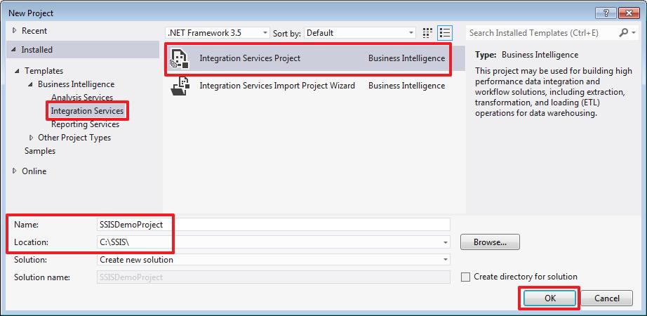SQL Server Integration Services (SSIS) для начинающих – часть 1 - 12