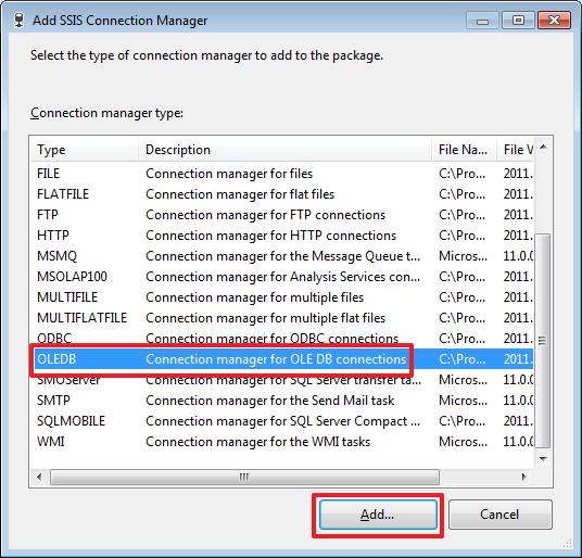 SQL Server Integration Services (SSIS) для начинающих – часть 1 - 16