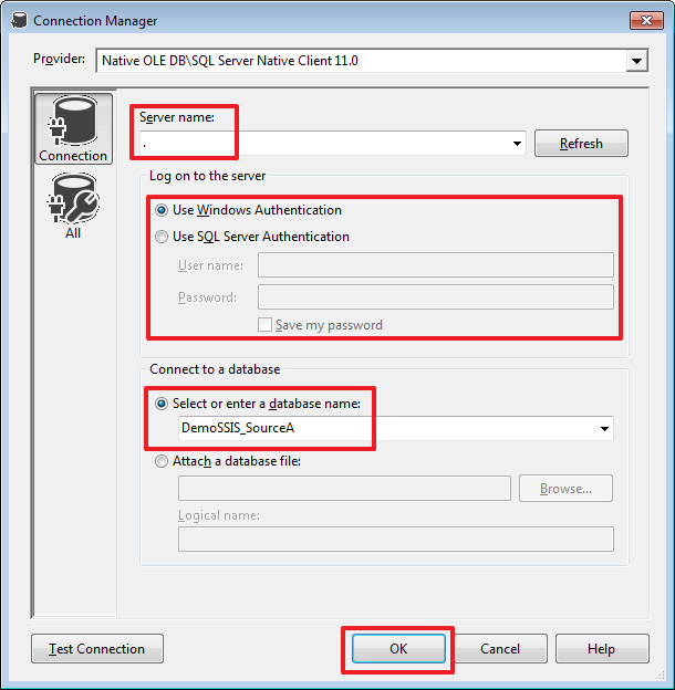 SQL Server Integration Services (SSIS) для начинающих – часть 1 - 18