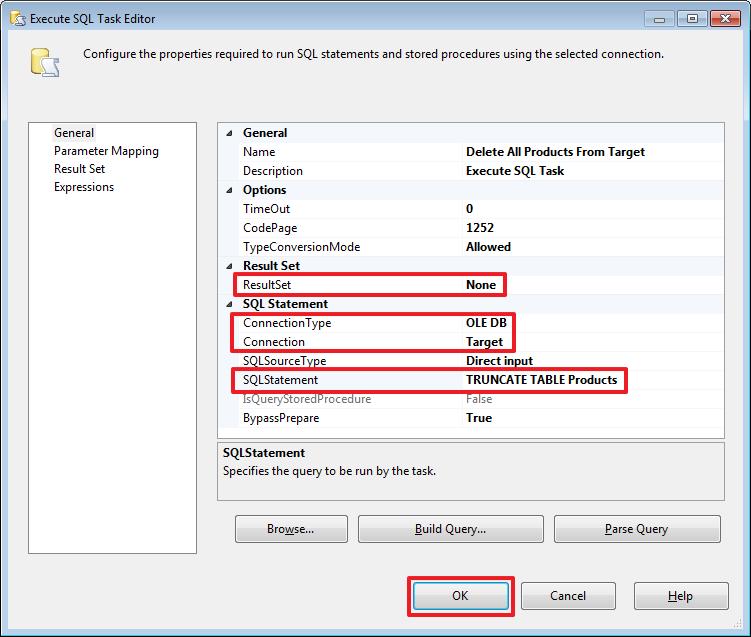 SQL Server Integration Services (SSIS) для начинающих – часть 1 - 25