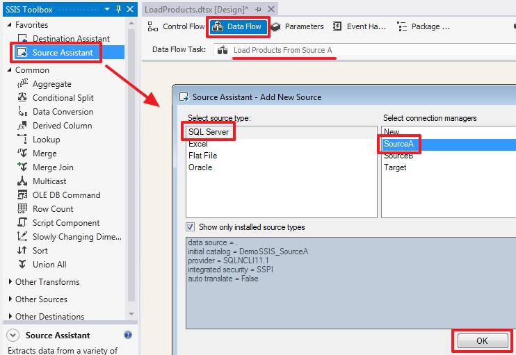 SQL Server Integration Services (SSIS) для начинающих – часть 1 - 27