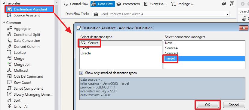 SQL Server Integration Services (SSIS) для начинающих – часть 1 - 33