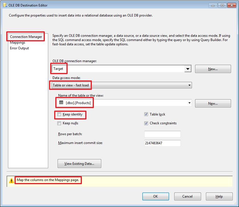 SQL Server Integration Services (SSIS) для начинающих – часть 1 - 35