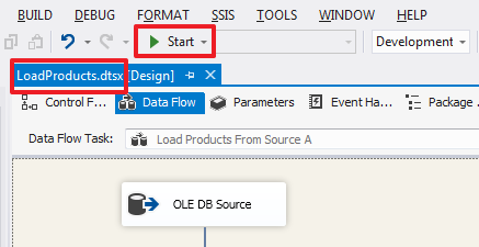 SQL Server Integration Services (SSIS) для начинающих – часть 1 - 37