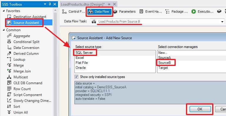 SQL Server Integration Services (SSIS) для начинающих – часть 1 - 43