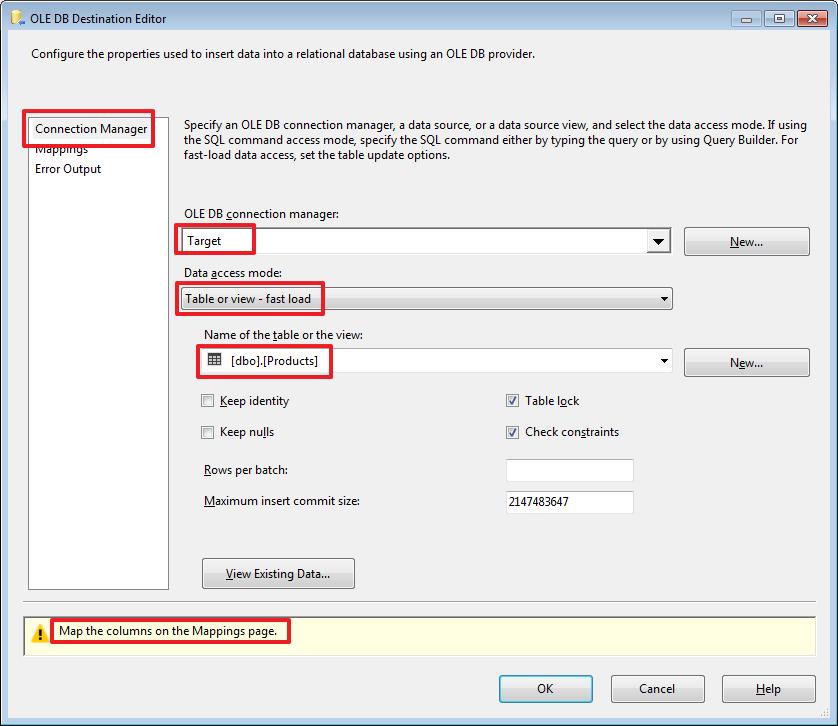 SQL Server Integration Services (SSIS) для начинающих – часть 1 - 47