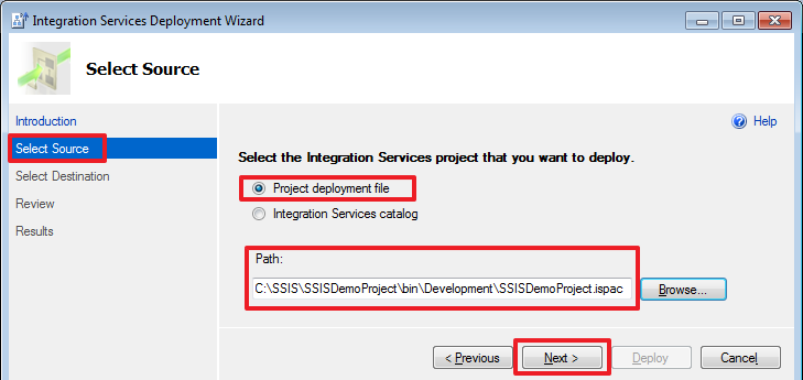 SQL Server Integration Services (SSIS) для начинающих – часть 1 - 57