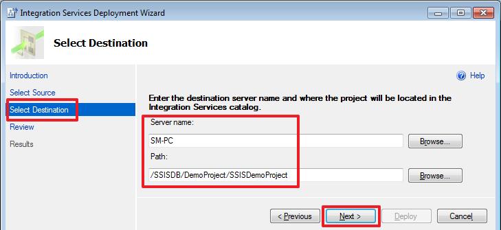 SQL Server Integration Services (SSIS) для начинающих – часть 1 - 58
