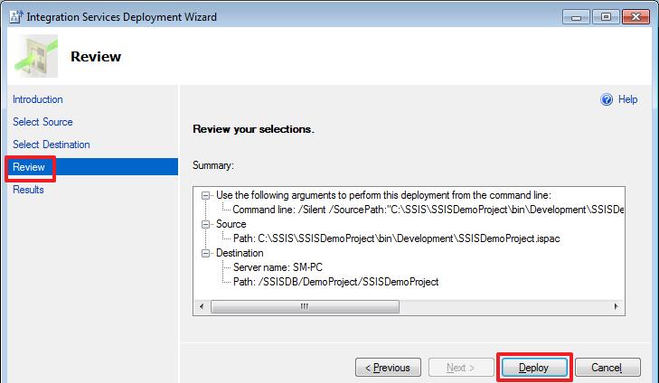 SQL Server Integration Services (SSIS) для начинающих – часть 1 - 59
