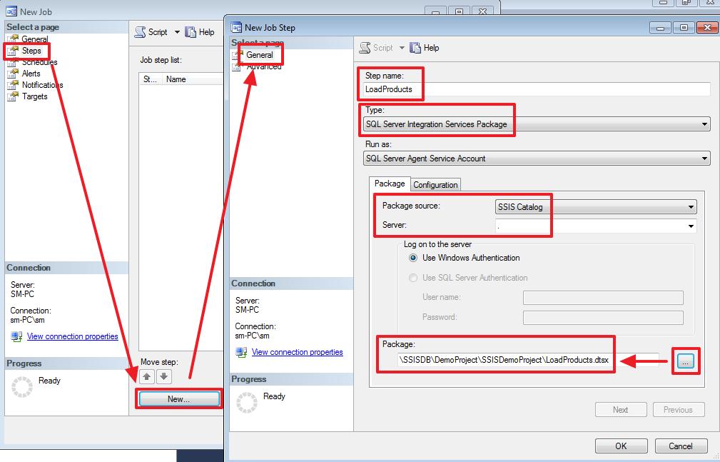 SQL Server Integration Services (SSIS) для начинающих – часть 1 - 63