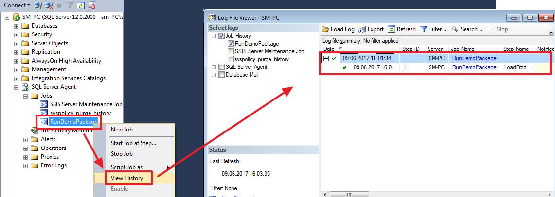 SQL Server Integration Services (SSIS) для начинающих – часть 1 - 70