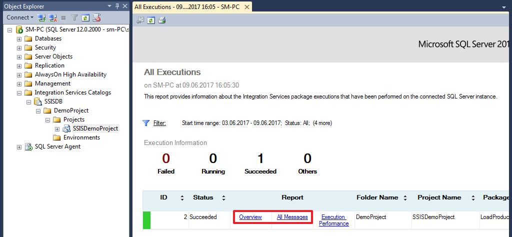SQL Server Integration Services (SSIS) для начинающих – часть 1 - 72