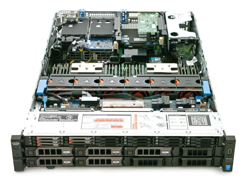 Как построить инфраструктуру корп. класса c применением серверов Dell R730xd Е5-2650 v4 стоимостью 9000 евро за копейки? - 4